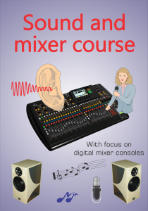 Mixer Vox English